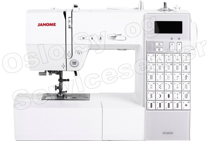 Janome 6030